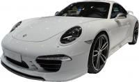 Porsche 991 Turbo wei�