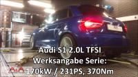 Audi S1 Stage 3 Tuning